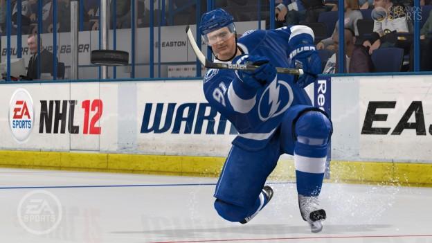 NHL 12 Screenshot #15 for Xbox 360