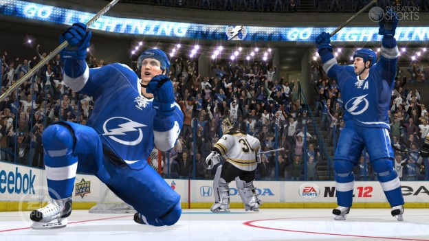 NHL 12 Screenshot #20 for Xbox 360