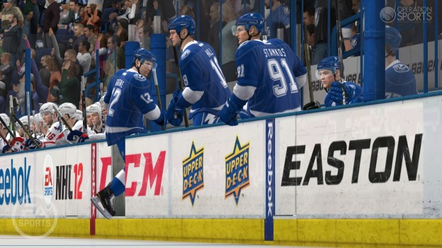 NHL 12 Screenshot #22 for Xbox 360