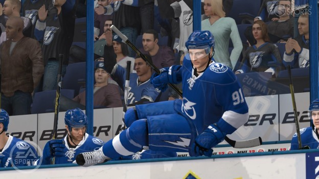 NHL 12 Screenshot #23 for Xbox 360