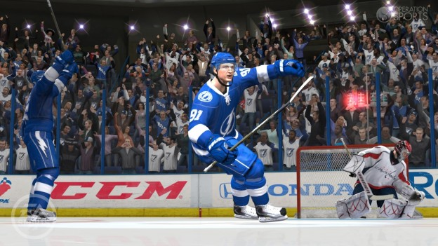 NHL 12 Screenshot #24 for Xbox 360