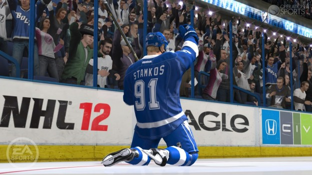 NHL 12 Screenshot #25 for Xbox 360