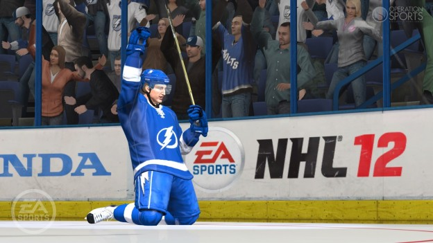 NHL 12 Screenshot #26 for Xbox 360