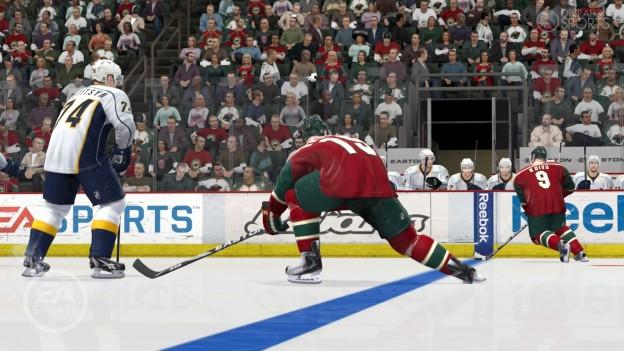 NHL 12 Screenshot #12 for PS3