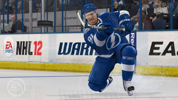 NHL 12 Screenshot #13 for PS3