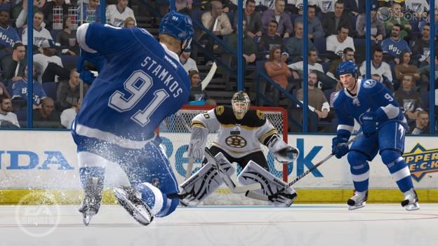 NHL 12 Screenshot #14 for PS3