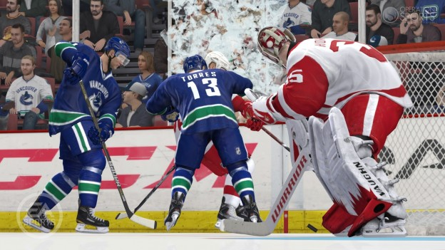 NHL 12 Screenshot #26 for PS3