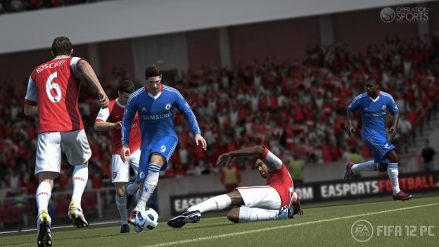 FIFA Soccer 12 Screenshot #1 for PC