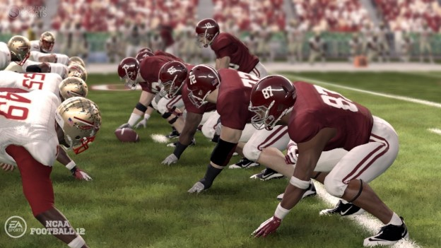NCAA Football 12 Screenshot #316 for Xbox 360