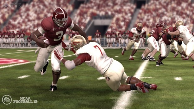NCAA Football 12 Screenshot #317 for Xbox 360