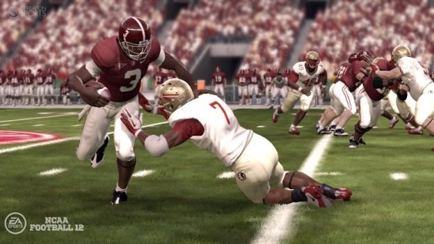 NCAA Football 12 Screenshot #317 for Xbox 360