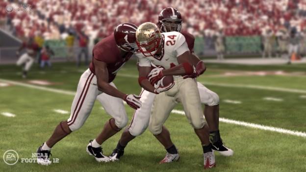 NCAA Football 12 Screenshot #318 for Xbox 360
