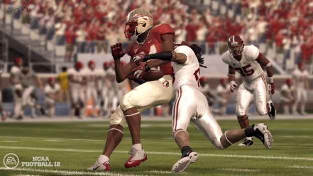 NCAA Football 12 Screenshot #319 for Xbox 360