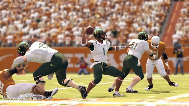 NCAA Football 12 Screenshot #323 for Xbox 360
