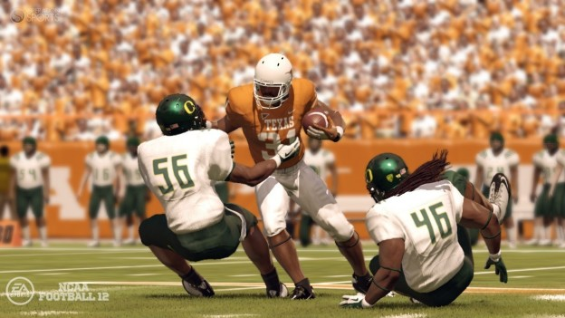NCAA Football 12 Screenshot #330 for Xbox 360