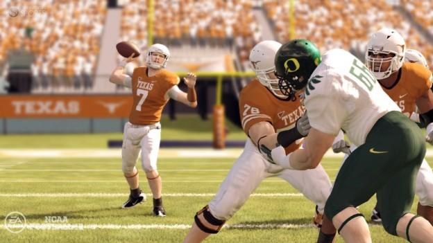 NCAA Football 12 Screenshot #332 for Xbox 360
