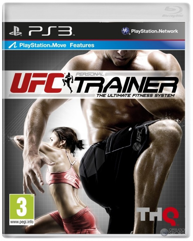 UFC Personal Trainer Screenshot #1 for PS3