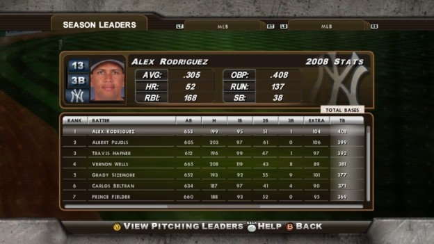 Major League Baseball 2K8 Screenshot #235 for Xbox 360