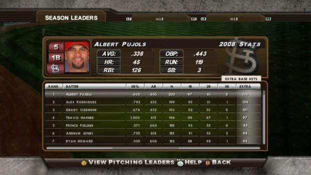 Major League Baseball 2K8 Screenshot #236 for Xbox 360