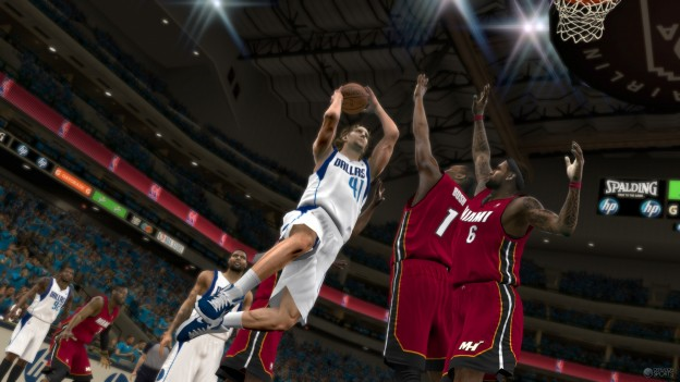 NBA 2K12 Screenshot #3 for Xbox 360
