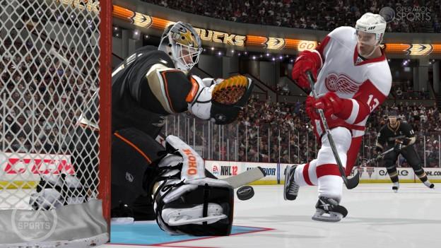 NHL 12 Screenshot #34 for Xbox 360