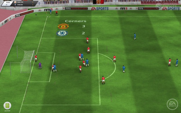 FIFA Manager 12 Screenshot #1 for PC
