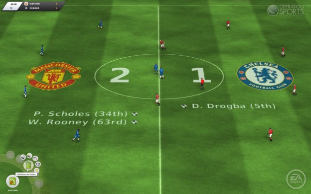 FIFA Manager 12 Screenshot #2 for PC