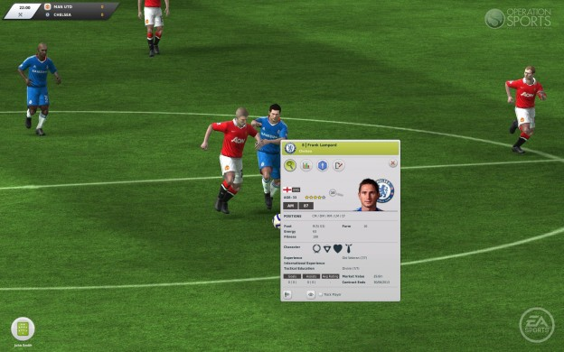 FIFA Manager 12 Screenshot #3 for PC