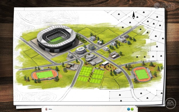 FIFA Manager 12 Screenshot #5 for PC