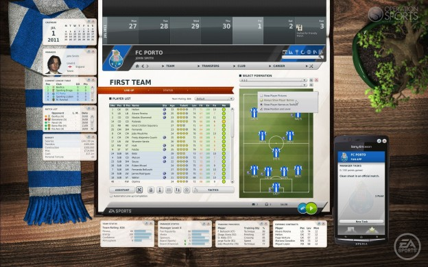FIFA Manager 12 Screenshot #8 for PC