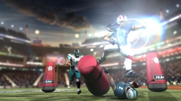 Backbreaker Vengeance Screenshot #2 for Xbox 360