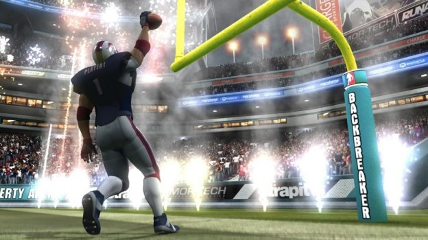 Backbreaker Vengeance Screenshot #4 for Xbox 360