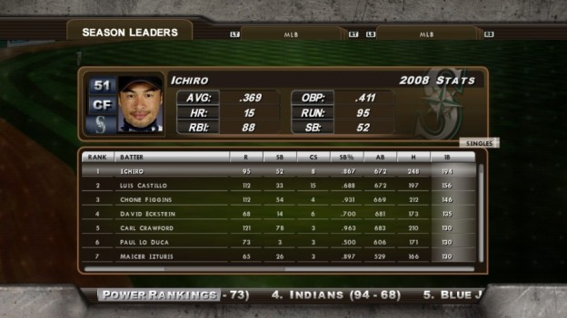 Major League Baseball 2K8 Screenshot #239 for Xbox 360