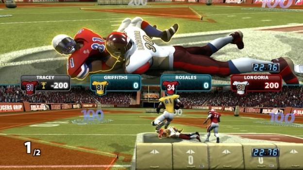 Backbreaker Vengeance Screenshot #5 for Xbox 360