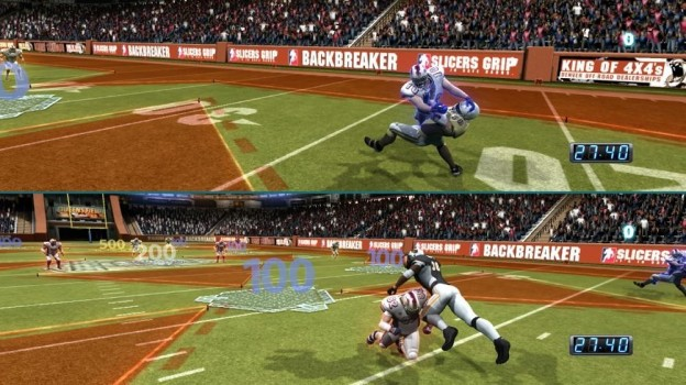 Backbreaker Vengeance Screenshot #6 for Xbox 360