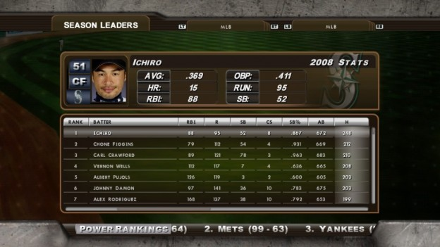 Major League Baseball 2K8 Screenshot #240 for Xbox 360