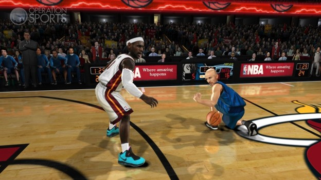 NBA JAM: On Fire Edition Screenshot #2 for Xbox 360