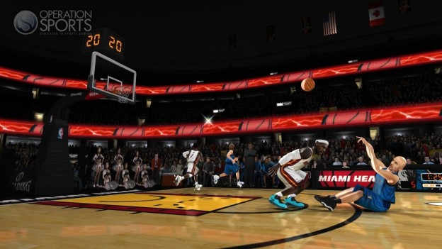 NBA JAM: On Fire Edition Screenshot #3 for Xbox 360