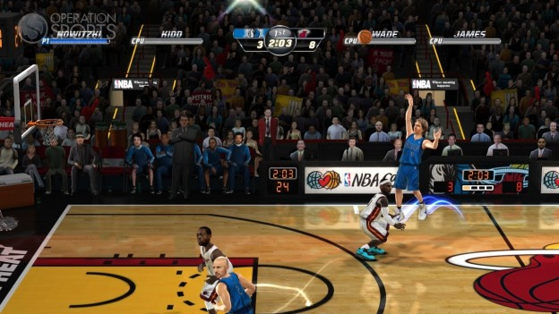 NBA JAM: On Fire Edition Screenshot #4 for Xbox 360