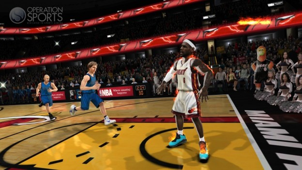 NBA JAM: On Fire Edition Screenshot #5 for Xbox 360
