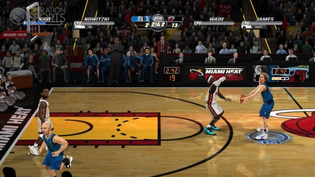 NBA JAM: On Fire Edition Screenshot #6 for Xbox 360