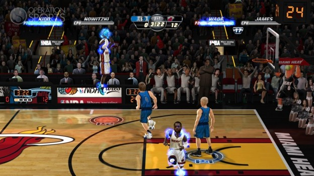 NBA JAM: On Fire Edition Screenshot #7 for Xbox 360