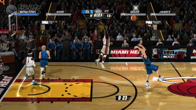 NBA JAM: On Fire Edition Screenshot #8 for Xbox 360