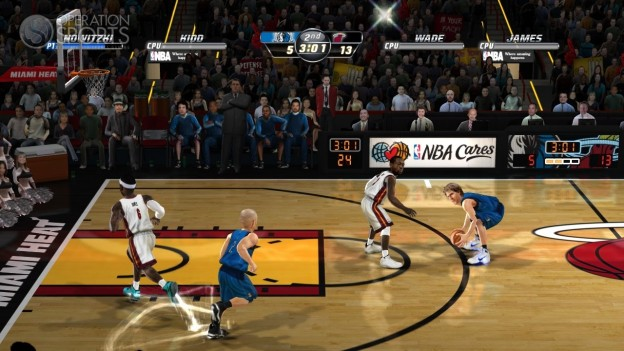 NBA JAM: On Fire Edition Screenshot #9 for Xbox 360