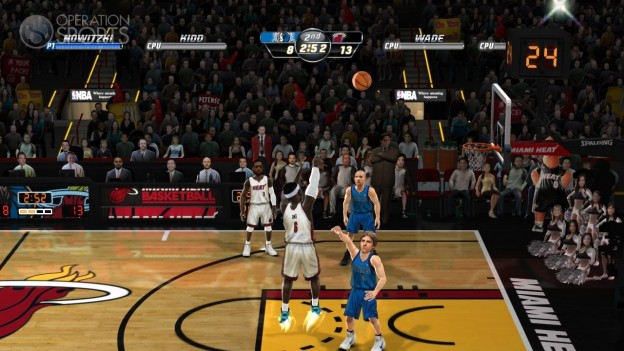 NBA JAM: On Fire Edition Screenshot #10 for Xbox 360