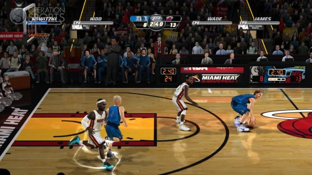NBA JAM: On Fire Edition Screenshot #11 for Xbox 360