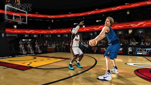 NBA JAM: On Fire Edition Screenshot #12 for Xbox 360