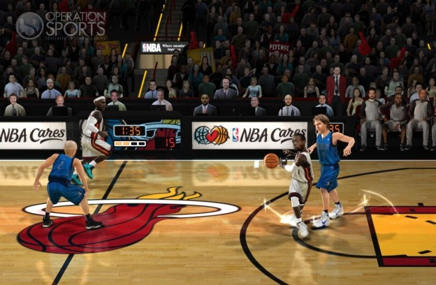 NBA JAM: On Fire Edition Screenshot #14 for Xbox 360
