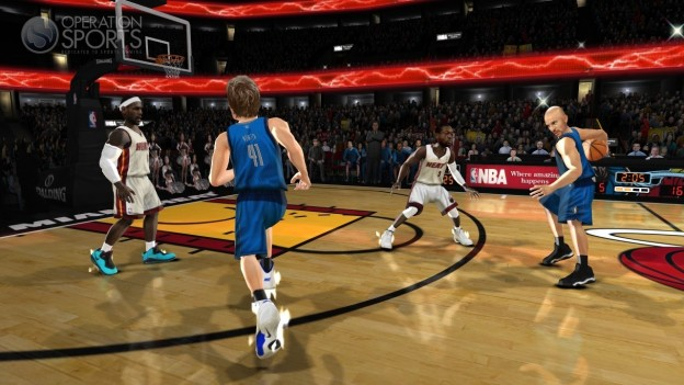 NBA JAM: On Fire Edition Screenshot #15 for Xbox 360