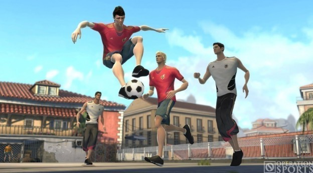FIFA Street 3 Screenshot #14 for Xbox 360